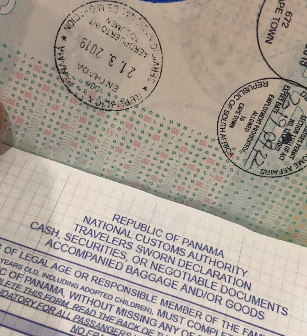 Documenten & visum