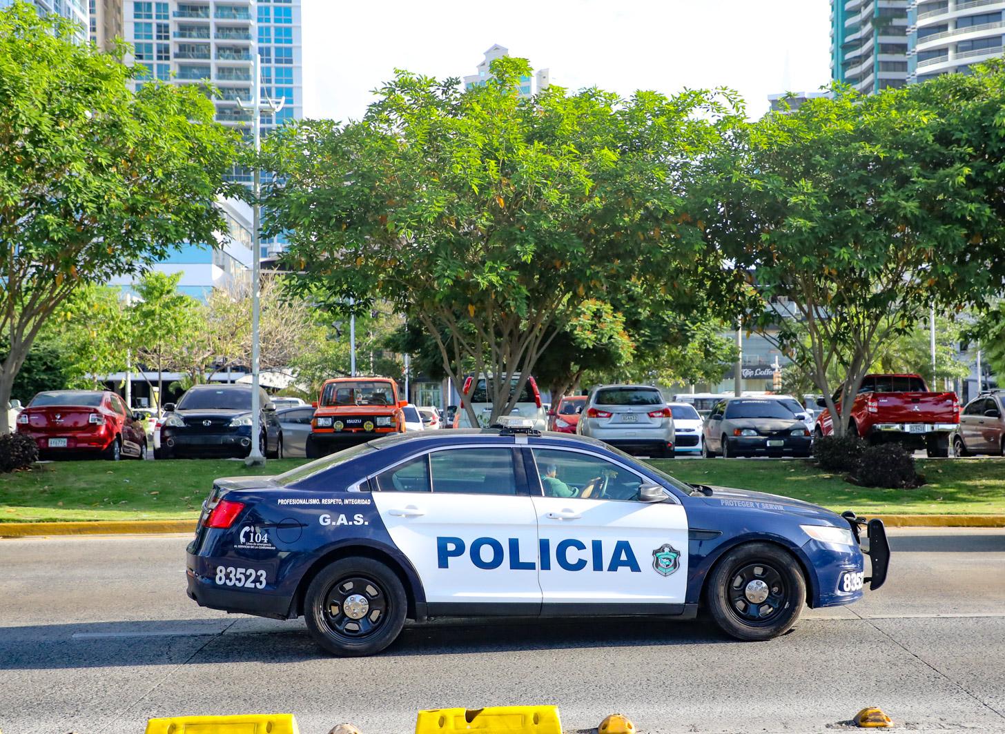 Veiligheid in Panama