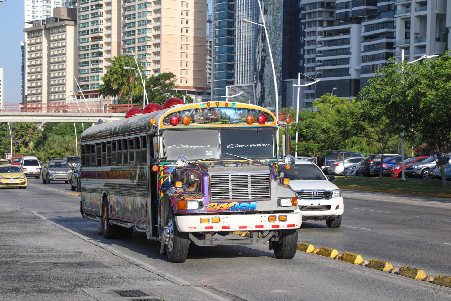 Vervoer in Panama